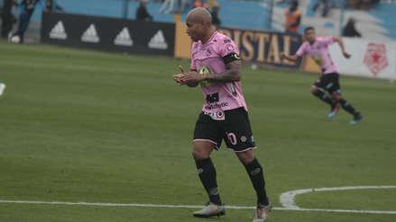 Reacción rosada: 'Chucho' Chávez anotó el 1-1 en el  Sporting Cristal vs. Sport Boys