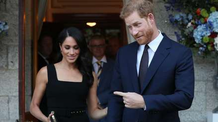 Meghan Markle y el príncipe Harry son criticados y tildados de