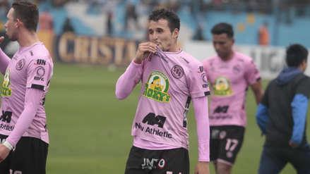 ¡De contra!: Claudio Torrejón anotó el 2-1 a favor de  Sport Boys ante Sporting Cristal