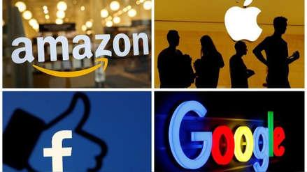¿Por qué Google, Amazon y Facebook están en guerra con Francia?