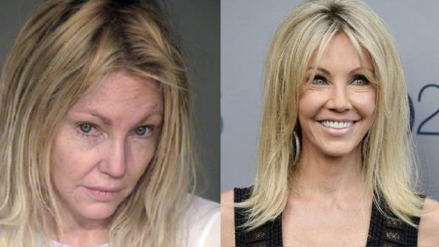 Heather Locklear es ingresada en un centro psiquiátrico