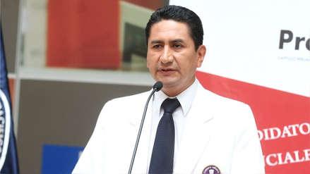 Juzgado de Junín declaró inadmisible solicitud para suspender sentencia contra Vladimir Cerrón