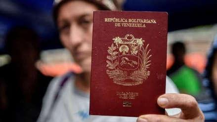 Canadá aceptará los pasaportes caducados de los ciudadanos venezolanos