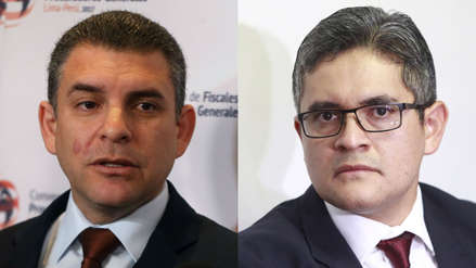Fiscales supremos pidieron la remoción de Rafael Vela y José Domingo Pérez del equipo Lava Jato
