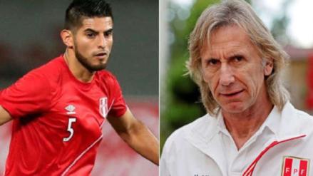 Selección Peruana: Carlos Zambrano recibió la visita de Ricardo Gareca en Kiev