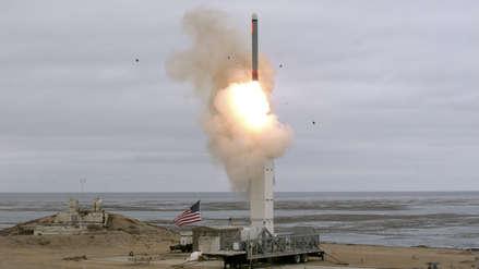 Estados Unidos prueba misil de medio alcance tras dejar el tratado nuclear INF con Rusia