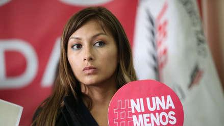 Orden de captura de Adriano Pozo queda suspendida, denunció la abogada de Arlette Contreras [AUDIO]