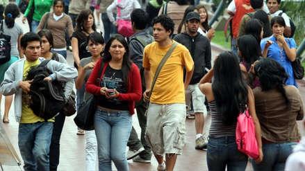 CCL: Más de un millón de peruanos no trabaja ni estudia