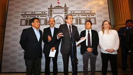 Bancada del Apra considera que se debe archivar el proyecto del Ejecutivo para adelantar elecciones