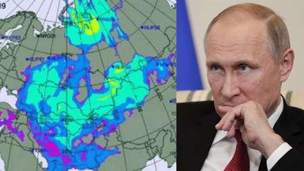 ¿Silencio de estaciones de monitoreo rusas encubren una contaminación radiactiva sobre Asia?