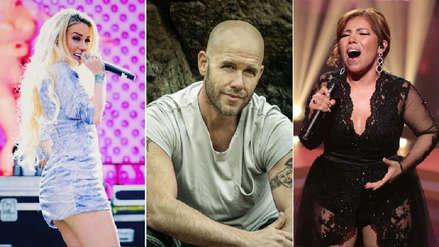 Gian Marco y su consejo para la nueva generación de músicos como Leslie Shaw y Susan Ochoa