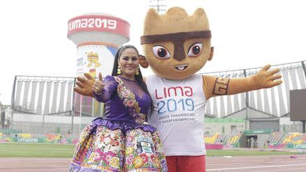 Dina Paucar pondrá a bailar al público en el regreso del Culturaymi a los Panamericanos