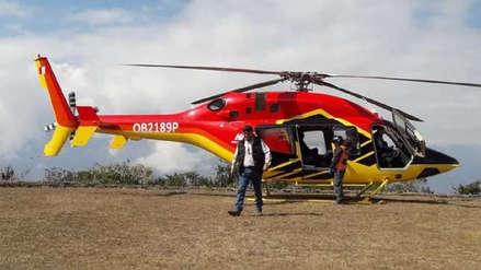 Ministerio de Cultura sancionará a empresa por aterrizaje de helicóptero en sitio arqueológico de Choquequirao