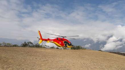 Formalizarán denuncia penal por aterrizaje no autorizado en parque arqueológico de Choquequirao