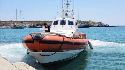 Fiscalía italiana ordena la incautación del Open Arms, la nave humanitaria con 90 migrantes