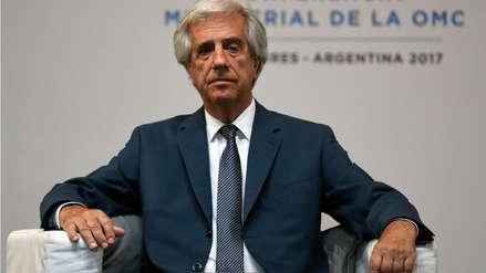 Presidente de Uruguay anuncia que tiene