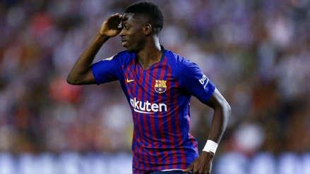 ¡No se va! Representante de Ousmane Dembelé aseguró que no dejará el Barcelona