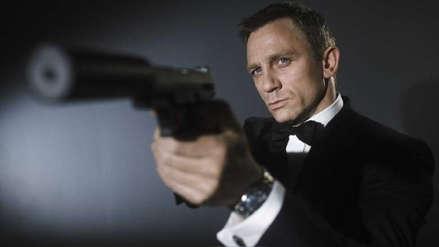 Revelan el título de la próxima película de James Bond protagonizada por Daniel Craig