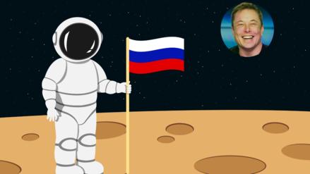 ¿Por qué la agencia espacial rusa acusa a Elon Musk de competencia desleal?