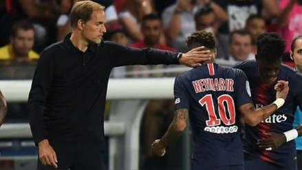 Tensión en el PSG en medio de la novela de Neymar: jugadores empiezan a dudar de Thomas Tuchel