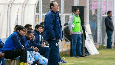 ¡Oficial! Juan Reynoso no es más entrenador de Real Garcilaso