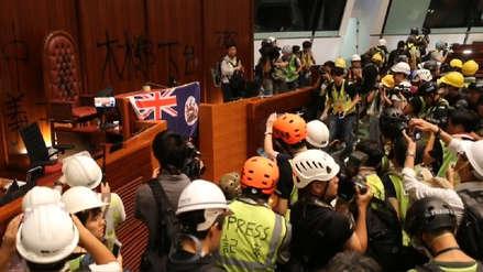 Detenido en China un miembro del consulado del Reino Unido en Hong Kong