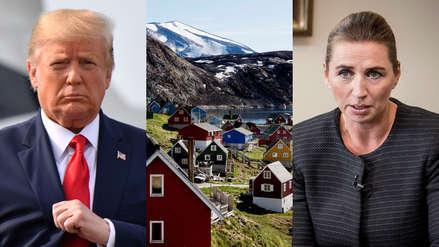 Donald Trump posterga reunión con primera ministra danesa por no querer vender Groenlandia