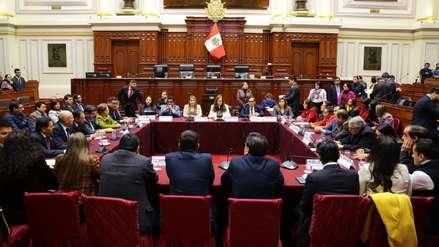 Rosa Bartra asumió la presidenta de la Comisión de Constitución del Congreso