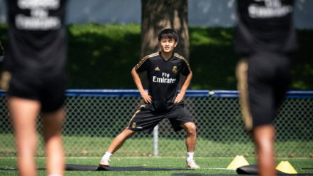 Real Madrid: Takefusa Kubo será cedido al Real Mallorca, según prensa española