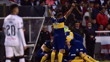 ¡Goleado! LDU Quito cayó 3-0 ante Boca Juniors por los cuartos de final de la Copa Libertadores