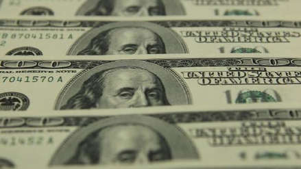 Tipo de cambio: Cotización del dólar continúa a la baja al cierre de este miércoles