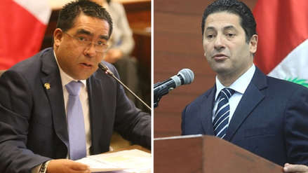 Alberto Oliva denunció ante la Comisión de Ética a Salvador Heresi por presunta agresión verbal
