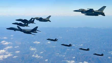 China sancionará a las empresas implicadas en la venta de cazas F-16 de EE.UU. a Taiwán