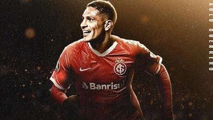 DT del Inter de Porto Alegre elogió a Paolo Guerrero previo al partido contra Flamengo por Libertadores
