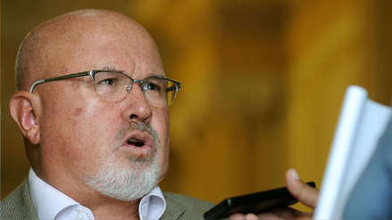 """Carlos Bruce sobre pedido de reclusión para PPK: """"Lamento que el Gobierno esté entrando en una etapa montesinista"""""""