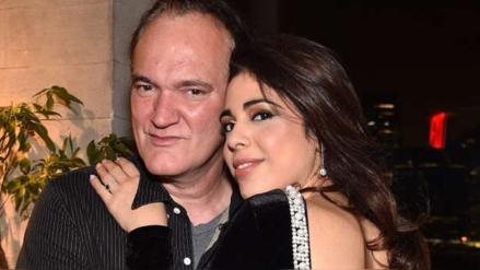 Con 56 años, Quentin Tarantino se convertirá por primera vez en padre