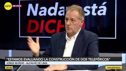 Muñoz anuncia proyectos de teleférico para unir Línea 1 del Metro con el Metropolitano