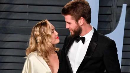 Se acabó oficialmente. Liam Hemsworth solicita el divorcio de Miley Cyrus