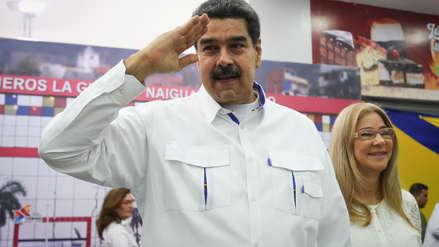 EE.UU. discutió la salida de Nicolás Maduro con funcionarios chavistas