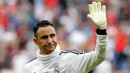 Keylor Navas pidió salir del Real Madrid, según prensa española