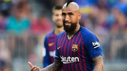 ¿Se va de Barcelona? Club histórico de Italia quiere a Arturo Vidal en sus filas, según medio español