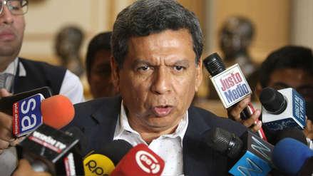"""Congresista Hernando Cevallos: """"Tenemos más de 8.500 pasivos ambientales en nuestra patria"""""""