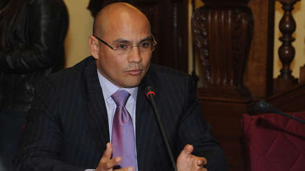 Fiscalía solicitó seis años de cárcel para el excongresista Joaquín Ramírez