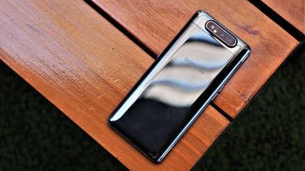 ¿Vale la pena el Samsung Galaxy A80? Esta es la opinión de NIUSGEEK