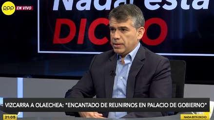 Julio Guzmán: El Congreso está de espaldas al Perú y solo reacciona cuando lo ponen contra las cuerdas
