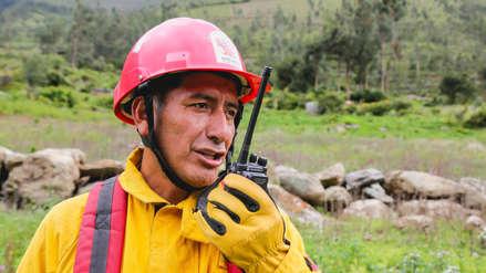 Sernanp moviliza a más de 200 guardaparques bomberos ante riesgo de incendios en la Amazonía