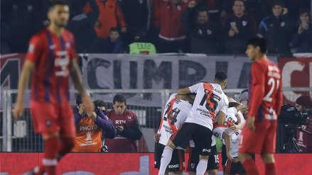 Cerro Porteño no pudo de visita ante River Plate y cayó 2-0 por la Copa Libertadores 2019