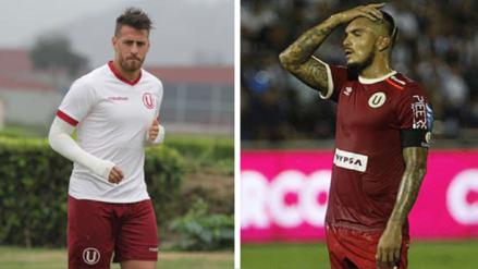 Germán Denis lamentó que Juan Manuel Vargas no siga jugando en Universitario de Deportes