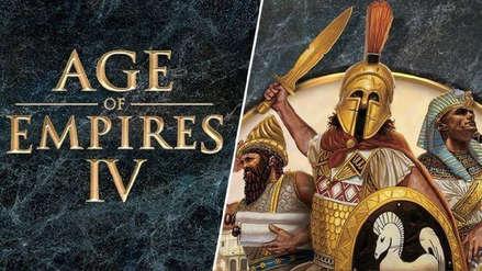 ¿Age of Empires IV presentará su jugabilidad en noviembre? Microsoft habla al respecto