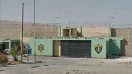 Un interno y una mujer fallecieron en penal de Tacna por presunto ataque de otro recluso